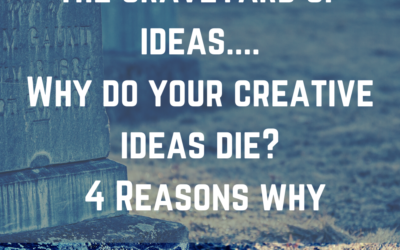 The Idea Graveyard (or…why you lose your idea)